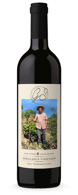 Geraldo's Vineyard Red